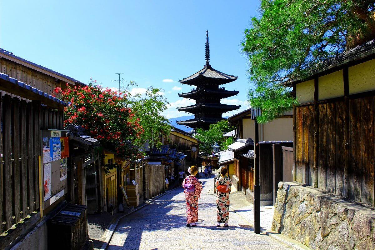 京都観光旅行